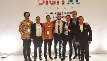 KSP EVENTS Indonesia  Australia Digital Forum 2018